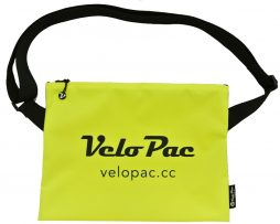 musette bag-dayglo-yellow